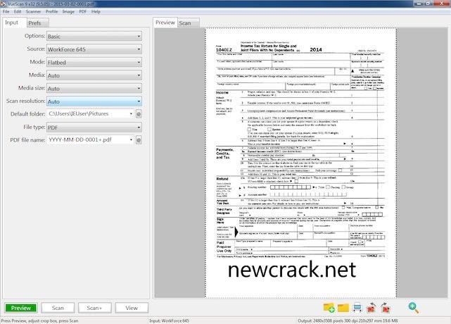 VueScan Pro 9.7.28 Crack Serial Key Full Version Free Download