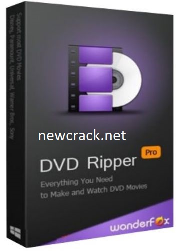 WonderFox DVD Ripper 11.0 Crack Free download + License Key