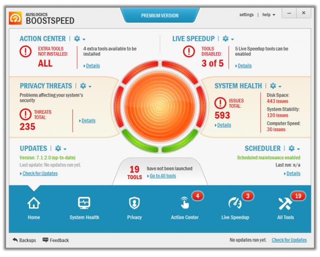 Auslogics BoostSpeed Premium 11.0.1 Crack + key Free Download {Win/Mac}
