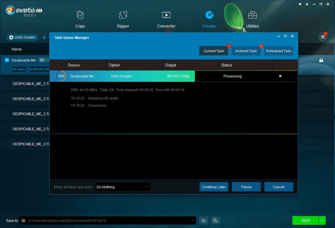 DVDFab 11.1.0.3 Crack & Registration Code Latest Version {Win/Mac}
