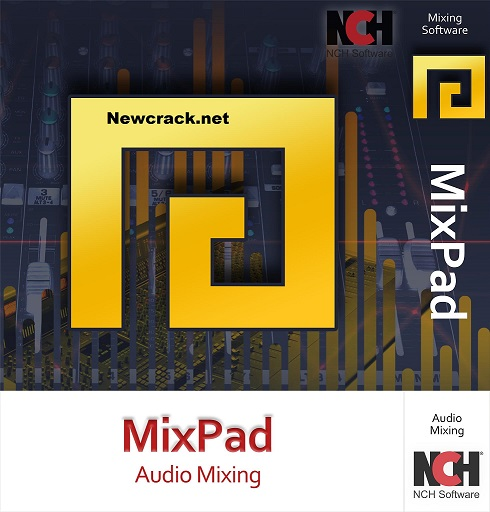 MixPad 5.49 Crack Full Registration Code 2019 {Win/Mac}