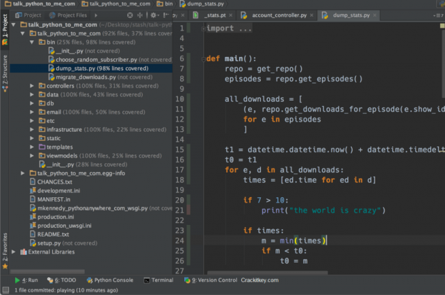 PyCharm 2019.1.2 Professional Crack Full Registration Code Latest Version {Win/Mac/Lin}