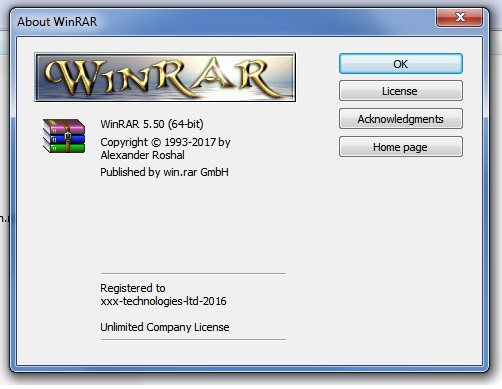 WinRAR 5.71 Crack Full Registration Code Latest Version {Win/Mac}