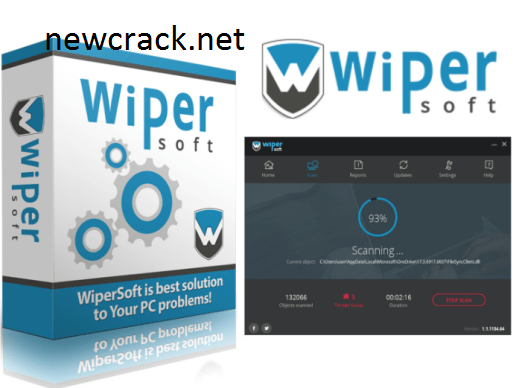 WiperSoft 1.1.1136.32 2020 Crack & Registration Code Latest Version