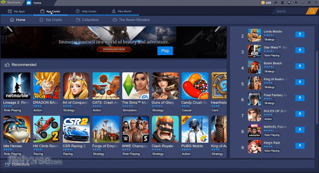 BlueStacks 4.110.0.3101 Crack Full Registration Code Latest {Win/Mac}