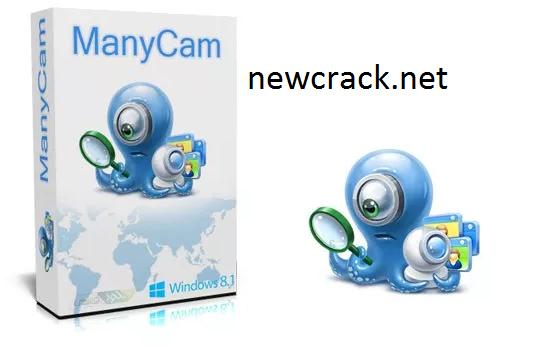 ManyCam Pro 6.7.1 Crack Full Registration Code Latest Version 2019 {Win/Mac}