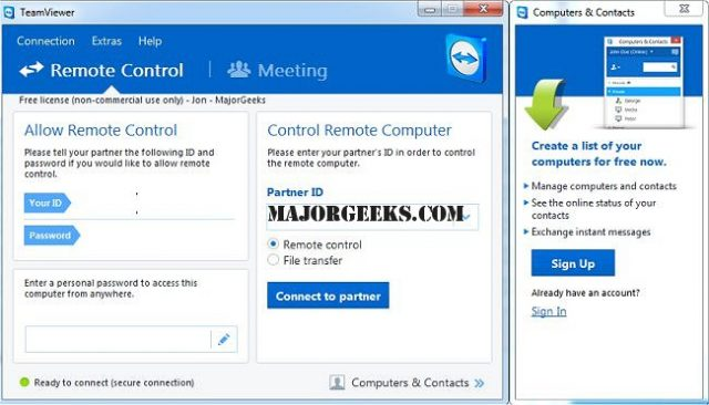 TeamViewer 15.9.4 Crack Full Registration Code Latest {Win/Mac}