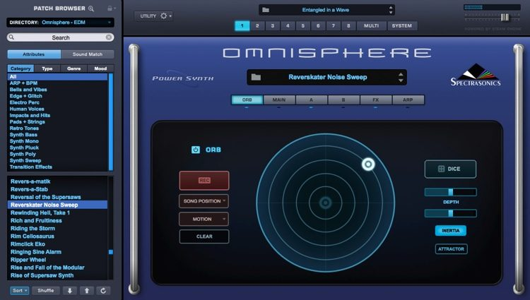 Omnisphere 2.6 Crack Full Registration Code Latest 2019 {Win/Mac}