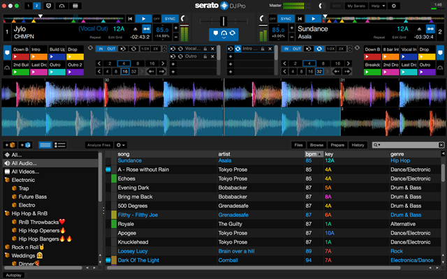 Serato DJ Pro 2.3.8 Crack &Registration Code Latest Version 2020 {Win/Mac}