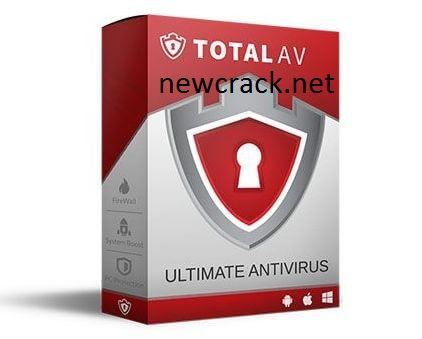 Total AV Antivirus 2019 Crack Full Registration Code Latest {Win/Mac}